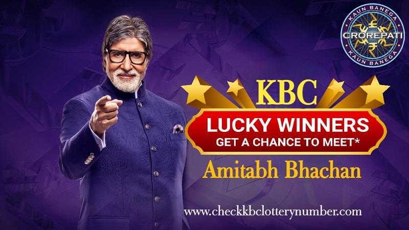 KBC Lucky Draw 2022 Amitabh Bhachan