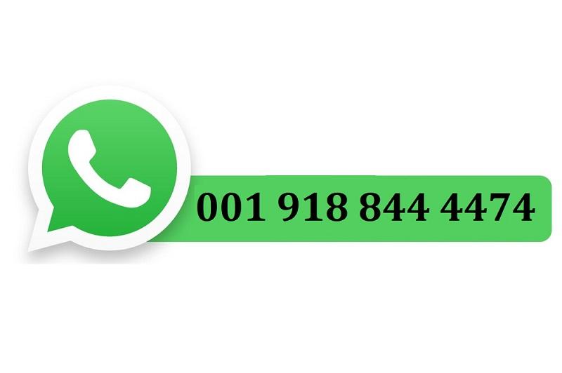 WhatsApp Head Office Number